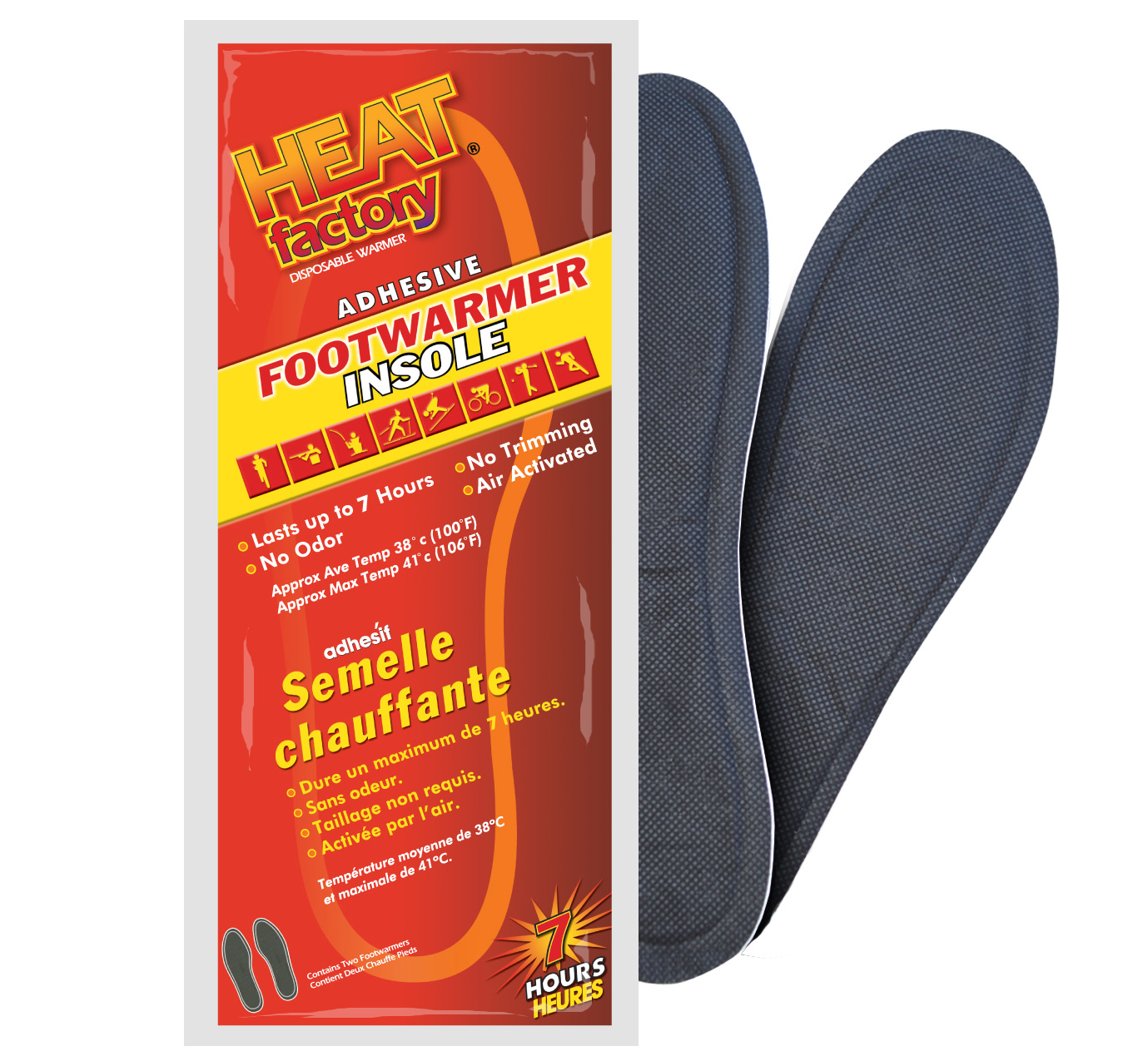 Heat Factory Footwarmer Insole