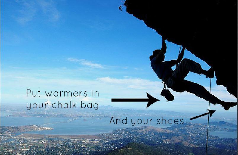 Rock Climbing Pro Tip