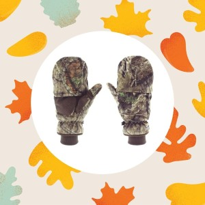 The Best Hunting Glove Graphic