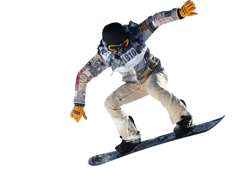 snowboarding stretches to help keep your body warm