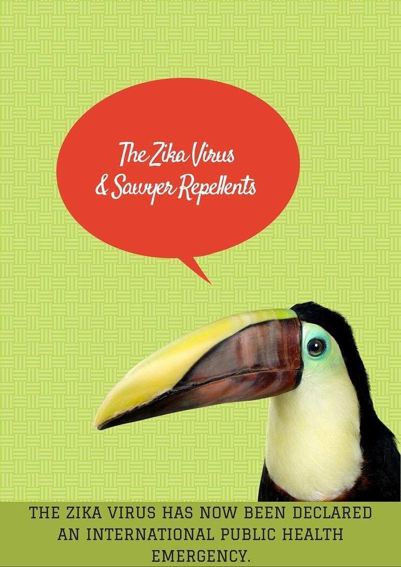 The Zika Virus & Sawyer Repellents