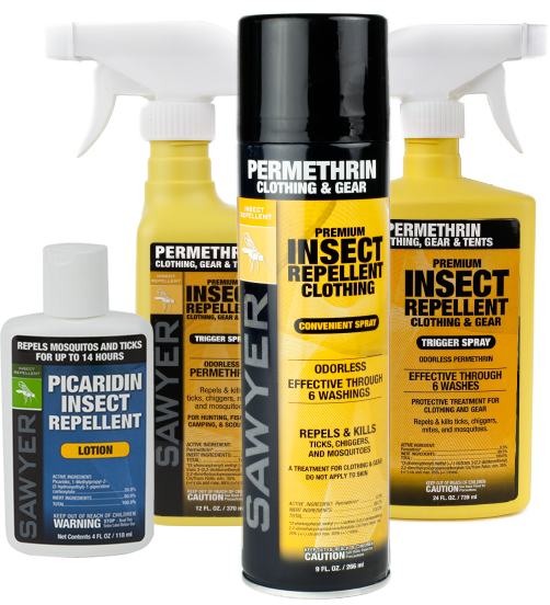 Sawyer Insect Repellents