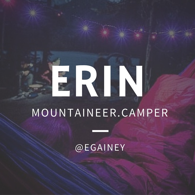 Erin Gainey Brand Ambassador