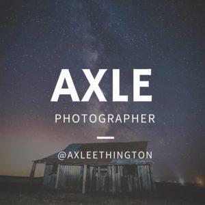axle ethington biography